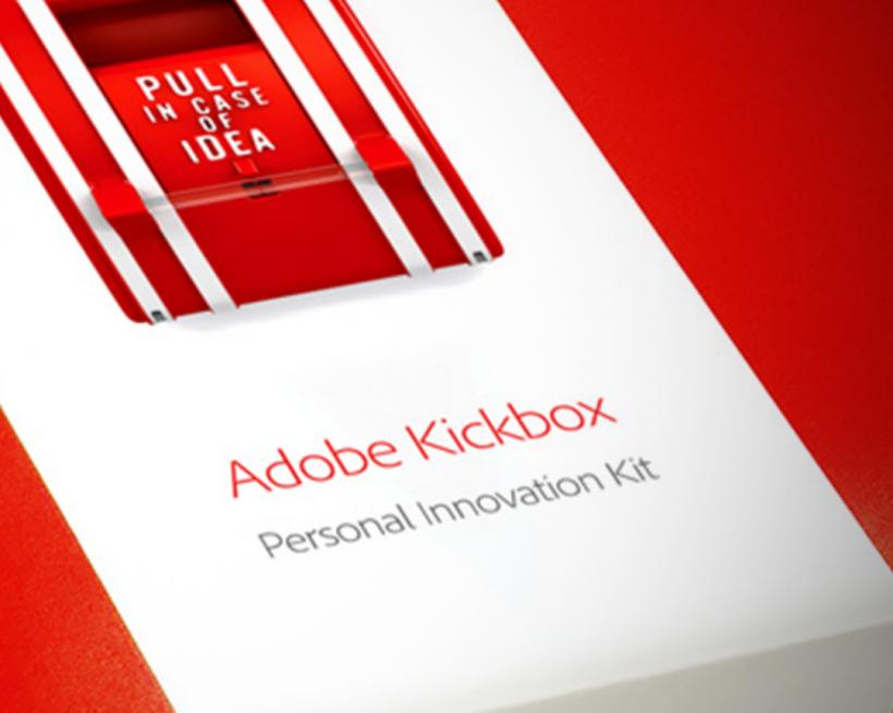 Dobre praktyki intraprzedsiębiorczości #1: Adobe Kickbox